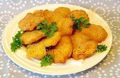 Krůtí miniřízečky Treats, Chicken, Ethnic Recipes, Food, Sweet Like Candy, Goodies, Essen, Meals, Sweets