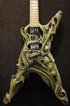 Giger & Guitar