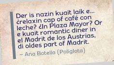 """Diez precursores del """"Relaxing cup of cafe con leche"""" - BENALMADELMAN"""