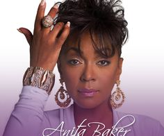 Anita Baker. Detroit icon.