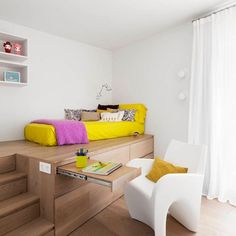 Modern Kids Beds Design Ideas, Pictures, Remodel, and Decor - page 5