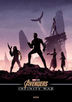 Vingadores: Guerra Infinita   Heróis estão prontos para enfrentar Thanos em novos pôsteres   Notícia   Omelete