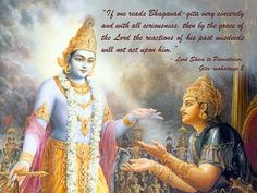 """Whole philosophy of Bhagwat Gita is about """"Body & Soul"""" & what is the differentiation between the two. On the one hand Body is said to be perishable while the Soul is immortal which never dies. Lord Sri Krishna in Bhagwat Gita is only teaching that we should consider ourself as that immortal Soul & that we all are immortal if we do not think ourselves as this Body but Soul.   Know more @ http://www.gyanmarg.com/book/shrimad-bhagwad-gita"""