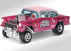 HWC Special Edition '55 Chevy Bel Air Gasser