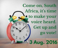 If you don't vote you don't have the right to complain about the outcome. Let's have peaceful elections. #I'mvoting