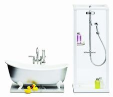 Lundby Smaland Shower and Bath Set