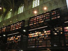 17 Bookstores That Will Literally Change Your Life. 700 year old church with books in it?? Happening.