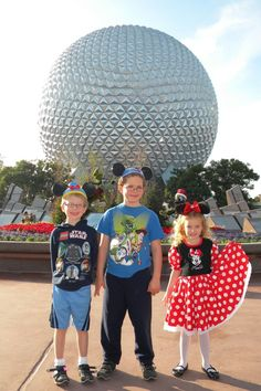 Check out these 9 great tips for preparing to visit #Disney World with kids. - Undercover Tourist - Blog