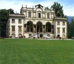 Villa Mansi, Segromigno
