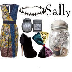 Sally Nightmare Before Christmas