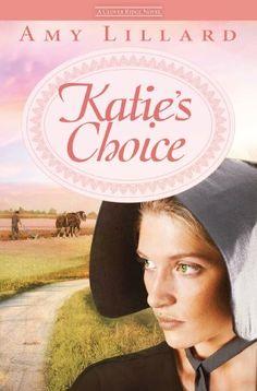 Katie's Choice (A Clover Ridge Novel Book 2) - Kindle edition by Amy Lillard. Religion & Spirituality Kindle eBooks @ Amazon.com.  99 cents!