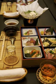 Japanilaisessa keittiössä yhdistyy makujen ja asettelun täydellinen harmonia. #Japan #food