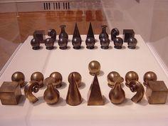 Man Ray (Chess Set)