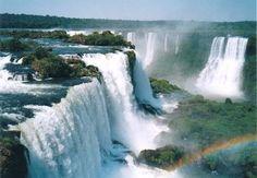 Cataratas del Iguazú Parque Nacional Iguazú, Misiones, Argentina