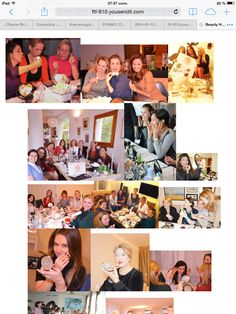 More parties every week ,Dianne Brill beauty home parties rule ,xx