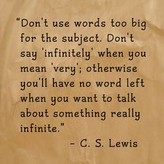 Quote of the Week: C.S.Lewis | Ingrid's Notes