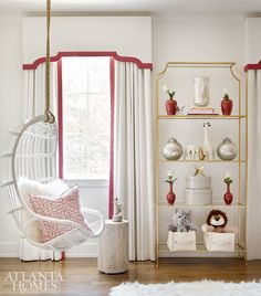A playful yet livable children's room
