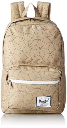 Amazon.com: Herschel Supply Co. Pop Quiz Backpack, Caramel/Navy, One Size: Clothing