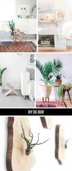 DIY du Jour: Spring Decor Refresh | Francois et Moi                                                                                                                                                                                 More