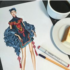 #fashionsketch