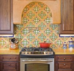 1000 images about barcelona ceramic tile collection on for Spanish style kitchen backsplash
