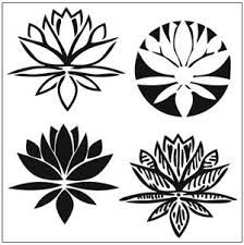 zentangle lotus flowers - Buscar con Google