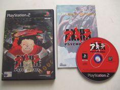 AKIRA PSYCO BALL - PS2 ps3 playstation - ITA - OTTIMO - BANDAI in Videogiochi e console, Giochi | eBay