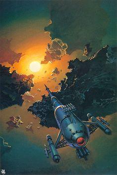 Bruce Pennington | Pirates of the Asteroids