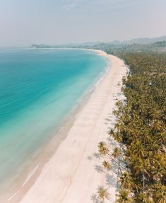 Ngapali Beach - One Of The Most Beautiful Beaches In Asia - Myanmar on All About Beach 8342 Ngapali Beach, Scenery Pictures, Beach Pictures, Destin Beach, Beach Trip, Beach Travel, Most Beautiful Beaches, Beautiful Places, Pretty Beach