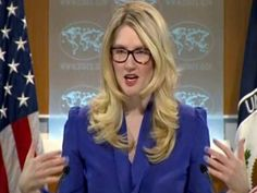 State Dept.:We need 'Killer jobs' to Calm the islamic State 2-18-15 SK I have been thinking a great deal about what Marie Harf, State Department Deputy Spokesperson recently said we needed to do in order to stop the Islamic State from harming any more innocent people. I should pause here for clarification. The Obama Administration has yet to declare that an act of radical Islamic terrorism has occurred in the United States or anywhere else for that matter. So, to be fair, perhaps Harf's s