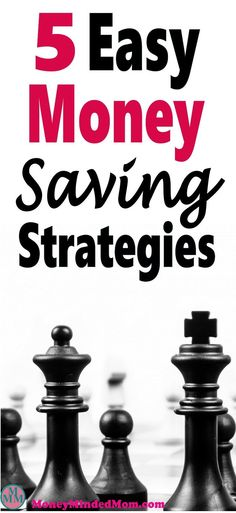 Easy Money Saving Strategies 5 Easy Money Saving Strategies ~ Saving money doesn't need to be super difficult, a few small changes can make a big difference. Check out these 5 easy ways to start saving. Save Money On Groceries, Ways To Save Money, Money Tips, Money Saving Tips, Frugal Living Tips, Frugal Tips, Money Saving Challenge, Budgeting Money, Debt Payoff