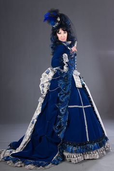 Hey, I found this really awesome Etsy listing at https://www.etsy.com/listing/174975467/whovian-tardis-victorian-gown