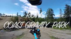Video: Finn & Magnus - Riding Coast Gravity Park - Pinkbike
