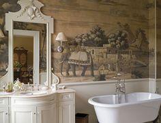 de Gournay: Nuestras colecciones - Papeles de pared y tejidos de seda…