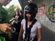 StyleWithMe Beautycon, Bicycle Helmet, Riding Helmets, Hats, Youtubers, Fashion, Moda, Hat, La Mode