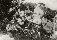 Austrian Infantry in the Dolomites