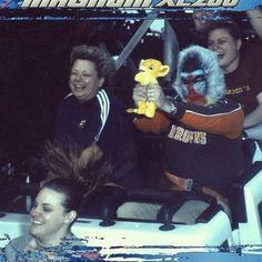 Rafiki and Simba: | 19 People Who Trolled Their Amusement Park Photo So Hard