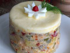 Aperitive festive Gustari deosebite Idei si retete - simonacallas Mimosa Salad, Romanian Food, Party Platters, Quiche, Bacon, Food And Drink, Pudding, Cupcakes, Desserts