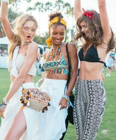 Coachella 2016 love the outfits!