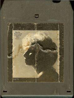 "Barbra Streisand - ""Greatest Hits, Volume 2"" (1978), 8-track"