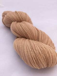 Rich Old Widow Taupe Naturally Dyed Lace by GarnetFiberStudio