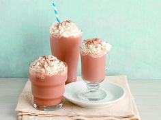 Like nutty-flavored drinks? This one\'s a winner! Nutella Iced Chocalte