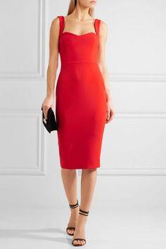 Victoria Beckham | Crepe dress