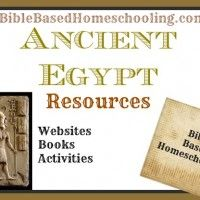 Ancient Egypt Resources