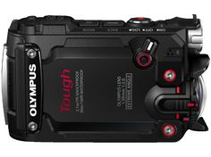 OLYMPUS Olympus TG-Tracker Actionkamera - Schwarz Actioncam - Media Markt
