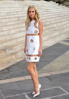 MAKING CLOTHES FROM SWISS CHEESE? See All the Celebs at Paris Couture Fashion Week
