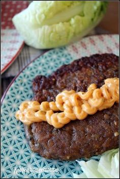 Green lentil patties (steak-style for burger or others) – Foods and Drinks Burger Recipes, Veggie Recipes, Vegetarian Recipes, Cooking Recipes, Vegetarian Steak, Lentil Patty, Salty Foods, Green Lentils, Food Cravings