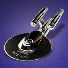 Cooler Star Trek Pizzaschneider U.S.S. Enterprise