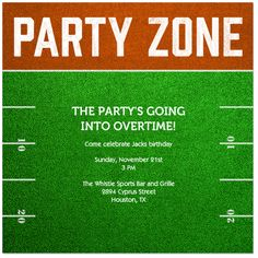 Design Your Invitation Birthday For Him Festival Party Planning Bar Ideas