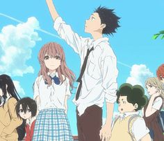 Come check out the list of the top 5 anime movies of all time here!! #Anime ~Koe no Katachi~ ~Silent Voice~ ~Anime Movies~